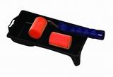 4-Delige aflakset acryl 5 cm