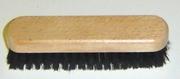 Schoenborstel zwart 17 x 4½ cm