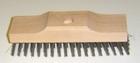 Luiwagen met staaldraad 23,5 x 5,8 cm