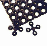 Open ringmat rubber, 50 x 100cm