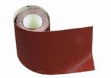 Rol schuurpapier 5 meter x 118 mm. korrel 80