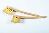 Mastiekborstel fiber rond 90 mm. lengte totaal 37 cm.