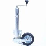 Neuswiel automatisch  opklapbaar voor geremde aanhangwagen