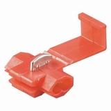 Auto snelverbinder rood A 25 stuks