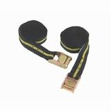 Spanband 1-delig met klemgesp, 2,5m/ 25mm, SET á 2 st