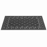 Rubbermat pinmix, 60x40cm