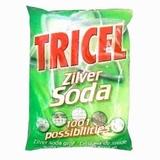Tricel zilver Soda Grof 1 kg.