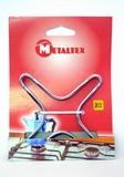 Metaltex Brander verkleiner voor kleine pannen